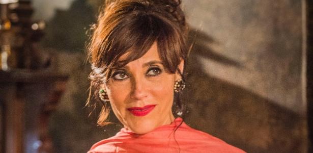 """Christiane Torloni é Iolanda em """"Velho Chico"""" - Caiuá Franco/Divulgação/TV Globo"""