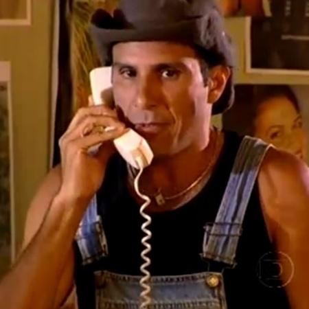 """Eri Johnson como Ligeirinho em """"O Clone"""" (2001) - Divulgação"""