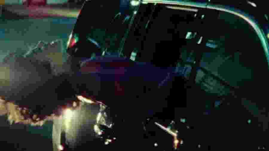 """Cena do novo clipe da cantora Lorde, """"Green Light"""" - Reprodução"""