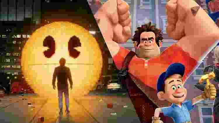 Divulgação/Sony Pictures e Disney