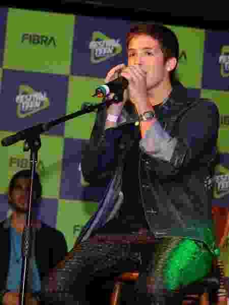 Filho de Leonardo - Thiago Duran/AgNews - Thiago Duran/AgNews