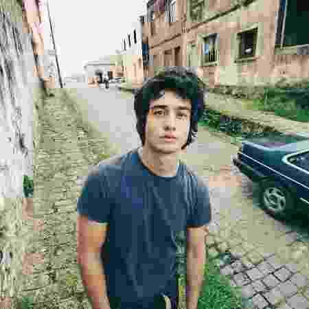 Tiago Iorc aos 22 anos, em 2008 - Rerodução/Instagram