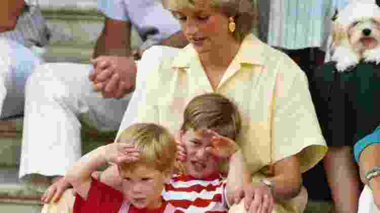 Princess Diana Archive/ Getty Images