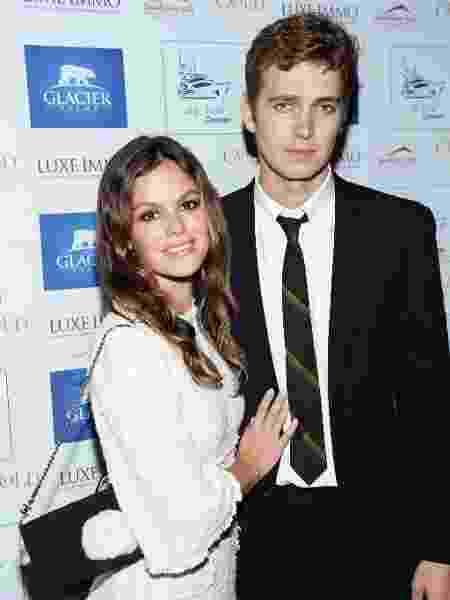 Hayden Christensen e Rachel Bilson - Getty Images