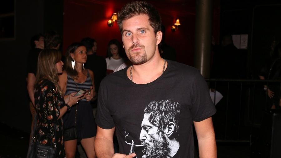 Thiago Gagliasso, irmão do ator Bruno Gagliasso - Deividi Correa e Eduardo Martins / AgNews