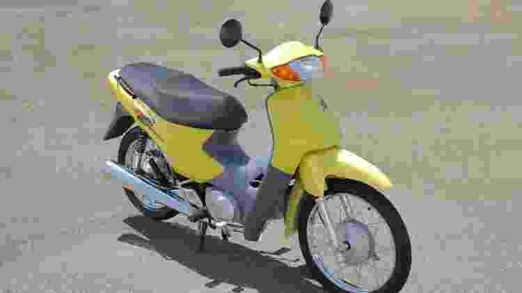 Honda C 100 Biz - Divulgação - Divulgação