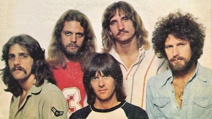 A banda Eagles - Reprodução