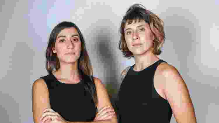 Amanda e Fernanda - Divulgação - Divulgação