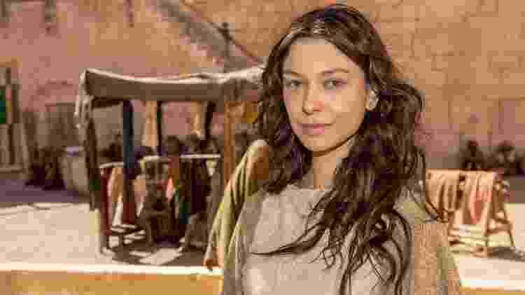 """Day Mesquita como Maria Madalena em """"Jesus"""" - Edu Moraes/Record"""