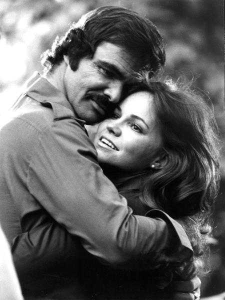 Sally Field e Burt Reynolds - Moviestore/REX/Shutterstock