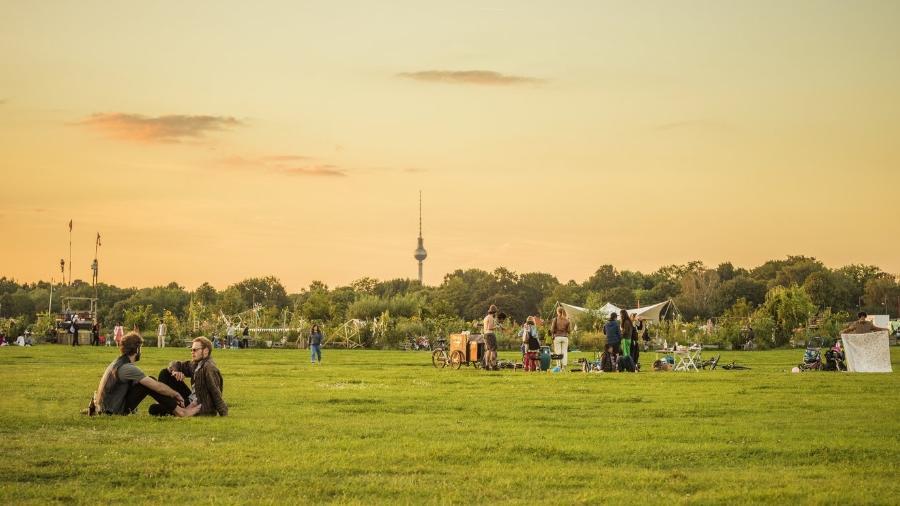 Tempelhofer Feld - Divulgação