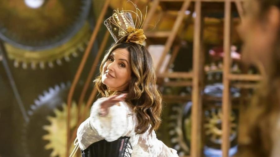 """Fátima Bernardes já é tida como um """"coringa"""" que poderia elevar o ibope das tardes da Globo - Reprodução/Globo"""