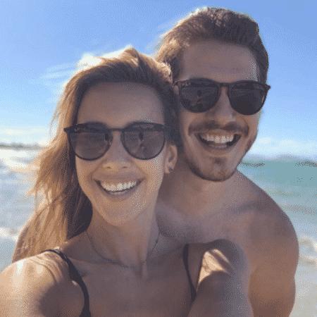 Cris Dias e Caio Paduan - Reprodução/Instagram