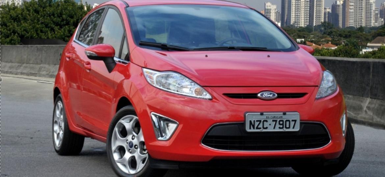 7e3ce97422f ... confira os 10 mais vendidos. Divulgação. Ford Fiesta  modelo  recém-descontinuado no Brasil é quinto entre usados Imagem  Divulgação