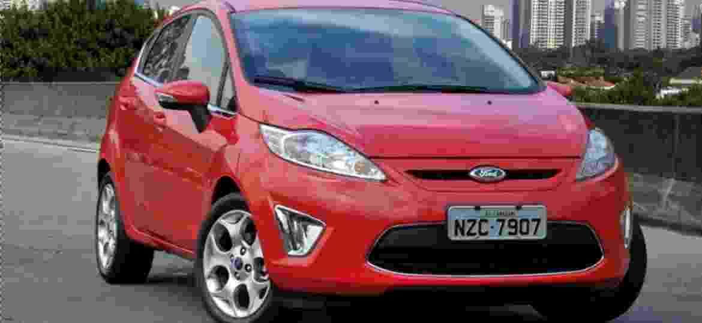 Ford Fiesta: modelo recém-descontinuado no Brasil é quinto entre usados  - Divulgação