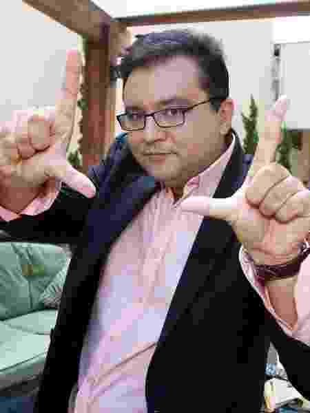 Geraldo Luís vai seguir com dois programas na Record - Folhapress
