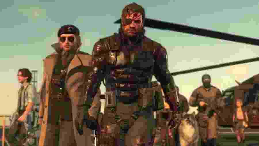 Metal Gear Solid é uma das séries mais bem-sucedidas da Konami - Reprodução
