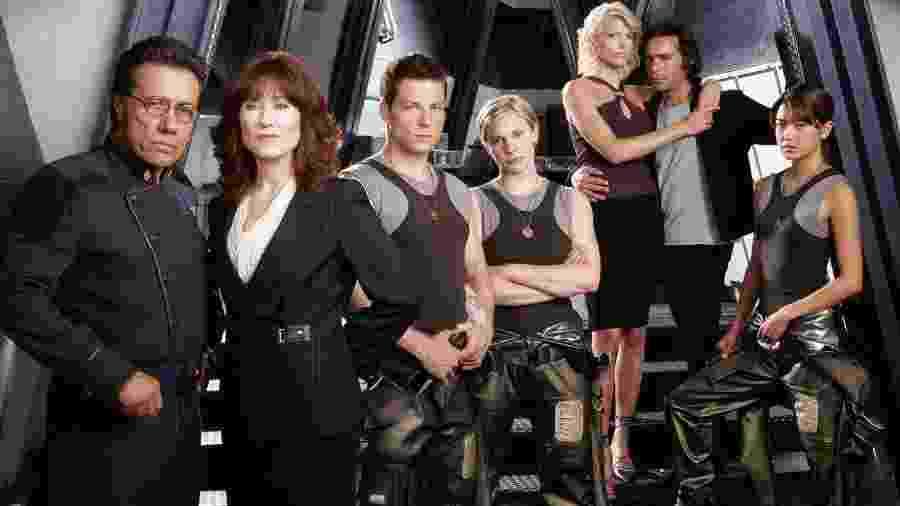 Battlestar Galactica (2004-2009) - Reprodução