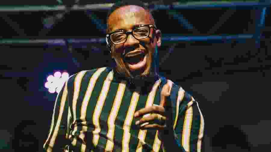 O cantor Mumuzinho fará um show drive-in na Jeunesse Arena, com transmissão do evento ao vivo no YouTube - Reprodução/ Instagram