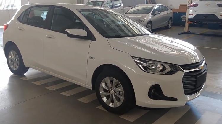 Versão LTZ do hatch com câmbio manual tem preço de R$ 60.990, o mesmo divulgado em setembro - Reprodução