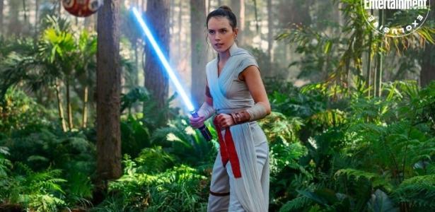 Star Wars: A Ascensão Skywalker | J.J. Abrams sobre Leia: 'É Carrie, não um truque digital'