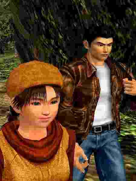 No caminho até a vila, Ryo e Shenhua se conhecem melhor - Reprodução