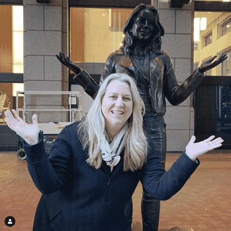 Cheryl Strayed, 51, escritora norte-americana - Reprodução/Instagram