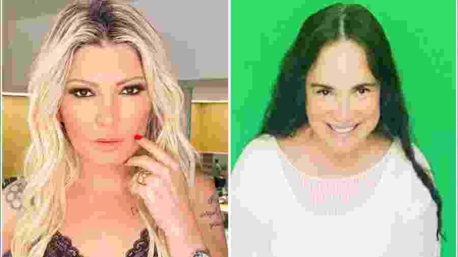 Antonia Fontenelle não aprova Regina Duarte na secretaria especial de Cultura - Reprodução/ Instagram