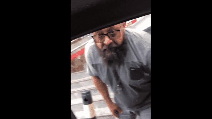 Motorista da Uber é acusado de transfobia após recusar corrida no Distrito Federal - Reprodução/Twitter