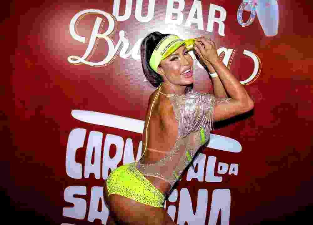 Gracyanne Barbosa - Thiago Duran/AgNews