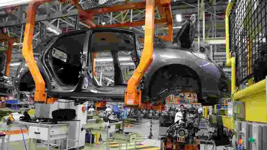 Fábrica de automóvel em Itirapina (SP) - Divulgação
