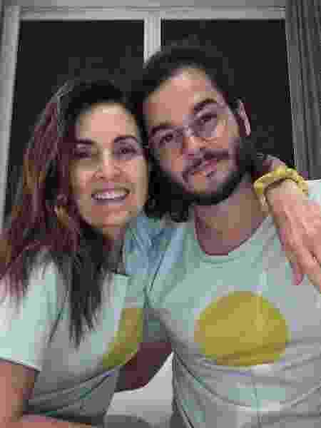 Fátima Bernardes e Túlio Gadêlha - Foto: Reprodução/Instagram