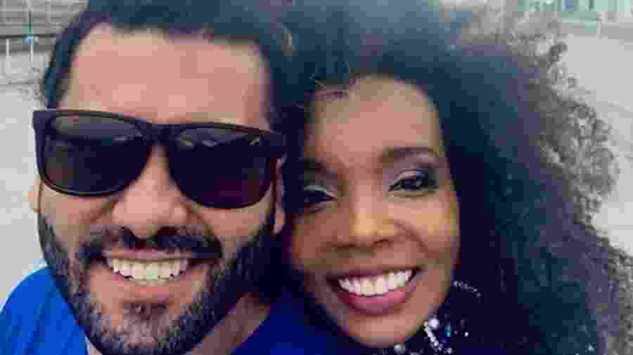 Denis Santos e Thelma, do BBB 20 - Reprodução/Instagram
