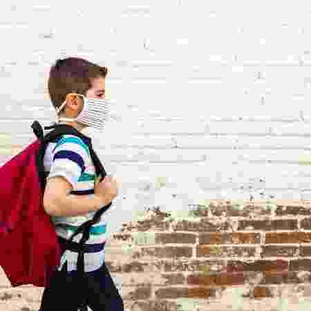Na quarta semana de setembro, o país tinha cerca de 46,1 milhões de estudantes que frequentavam escolas ou universidades, mas 6,4 milhões deles (13,9% do total) não tiveram atividades escolares - coscaron/iStock