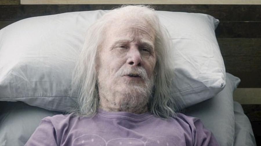 """Keanu Reeves aparece velhinho em """"Bill & Ted: Encare a Música"""" - Reprodução"""