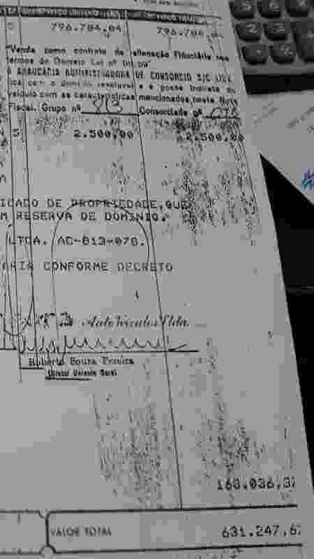 ford escort xr3 conversível 1990 placa aaa 0001 primeira placa cinza do Brasil Jaime Nunes da Silveira Filho - Arquivo pessoal - Arquivo pessoal