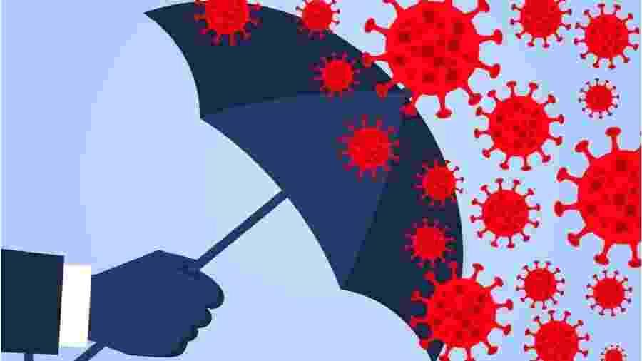 Frio e clima seco favorecem a infecção por vários vírus ? e com o coronavírus (Sars-CoV-2) talvez não seja diferente - Getty Images