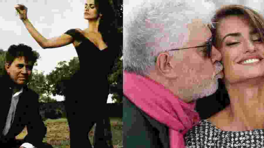 Penélope Cruz celebra 71 anos de Pedro Almodóvar - Reprodução/Instagram