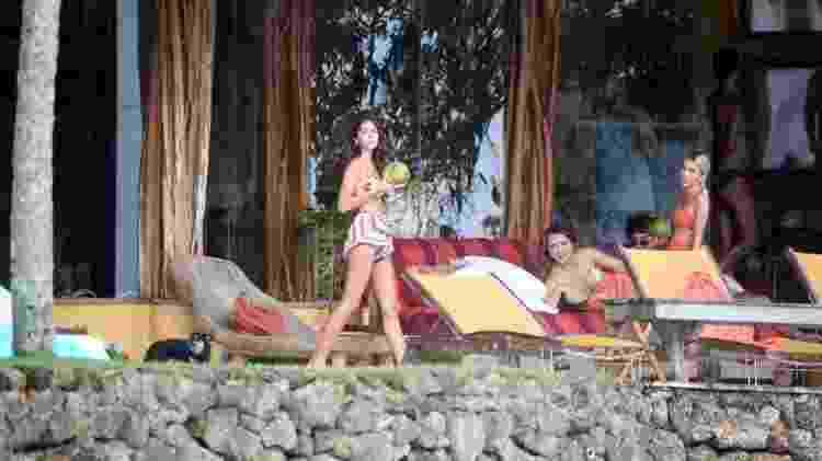 Bruna Marquezine, Manu Gavassi e Rafa Kalimann curtem folga em ilha privada de Angra dos Reis - JC Pereira e Gabriel Rangel / Ag.News - JC Pereira e Gabriel Rangel / Ag.News