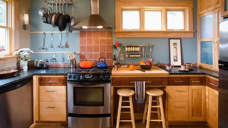 Manter sua cozinha lima também é sinônimo de mantê-la saudável - Getty Images