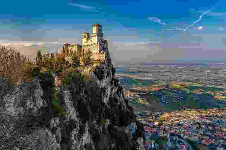 San Marino - Getty Images - Getty Images