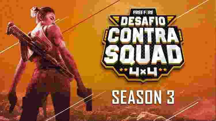 Free Fire Contra Squad - Reprodução - Reprodução