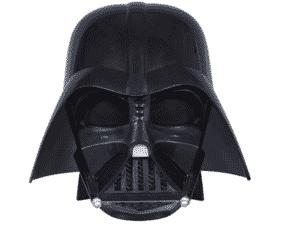 Acessório Capacete Star Wars Black Series Darth Vader Hasbro Preta - Divulgação - Divulgação