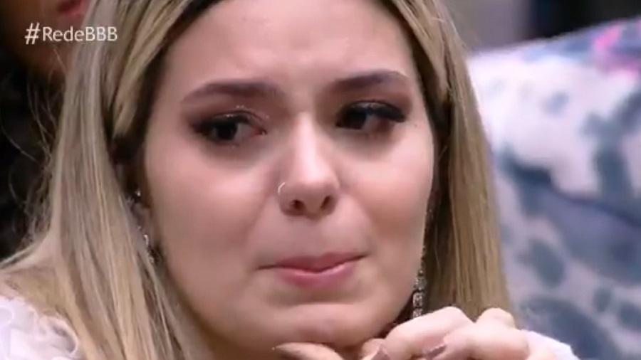 BBB 21: Viih Tube chora durante exibição do BBB Dia 101 - Reprodução/Globoplay
