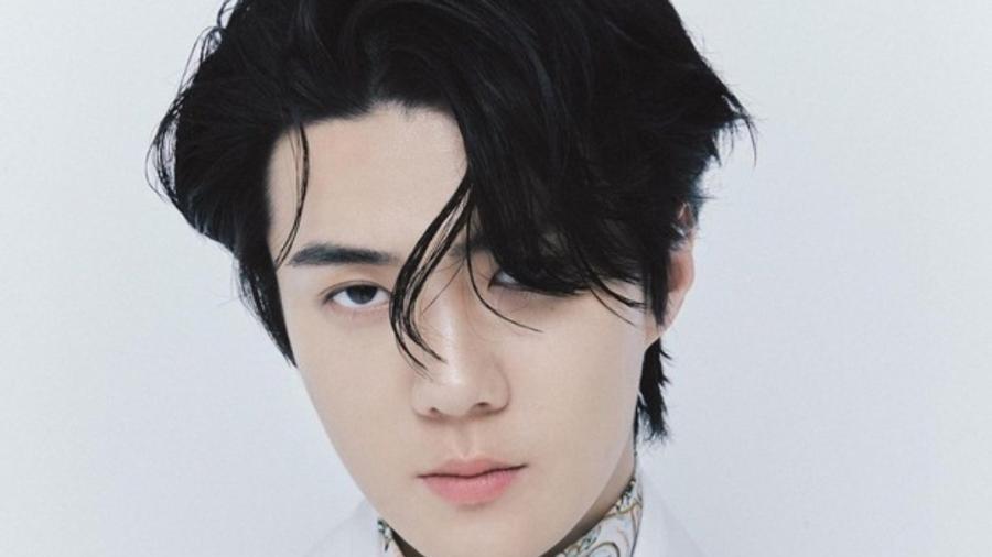 Sehun, do EXO - Reprodução/Instagram