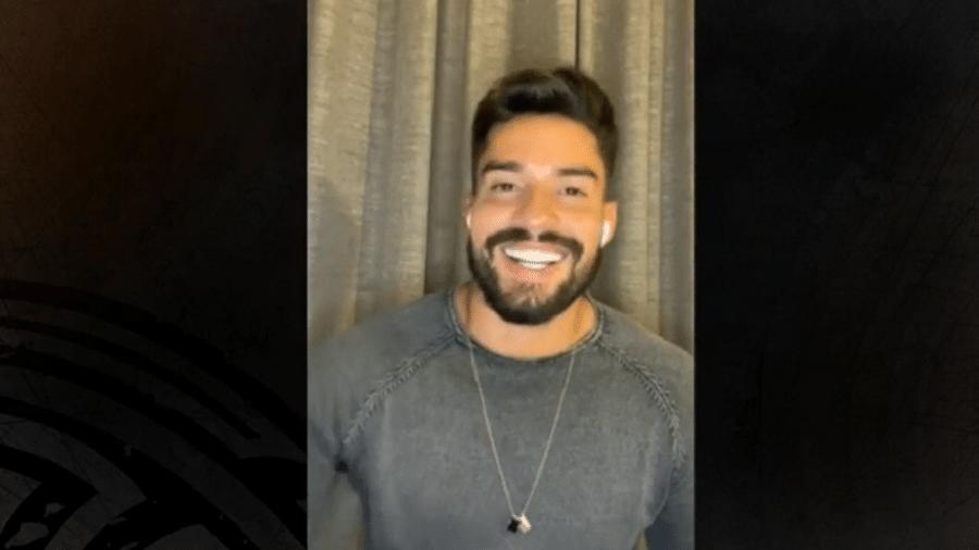 No Limite: Arcrebiano comemora passagem pelo reality show - Reprodução/Globoplay