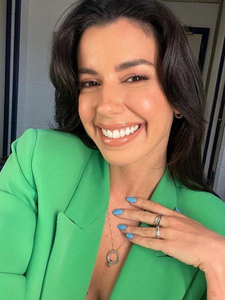 A influenciadora Camila Coutinho fará a abertura do Universa Talks - Reprodução/Instagram
