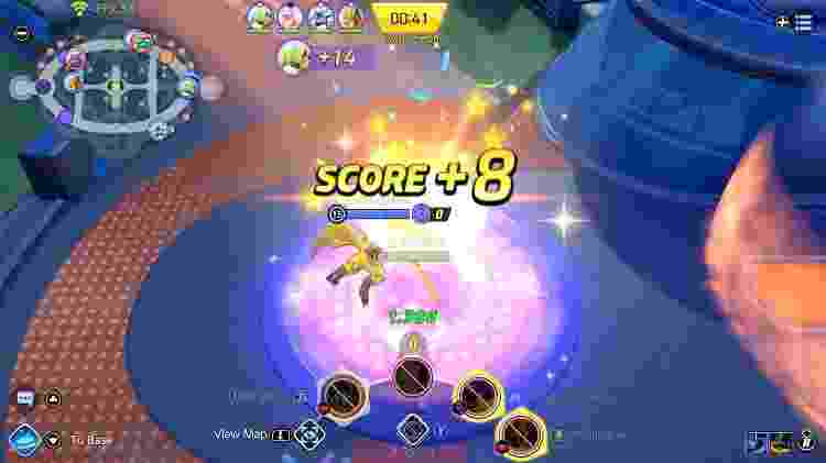 Score - Daniel Esdras/GameHall - Daniel Esdras/GameHall