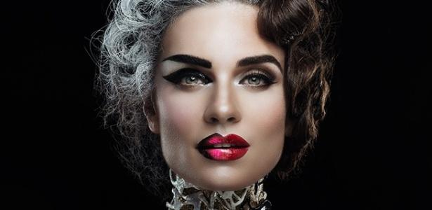 Kryolan tem mais de 14 mil produtos disponíveis e é conhecida pela alta cobertura de suas maquiagens - Divulgação/Kryolan