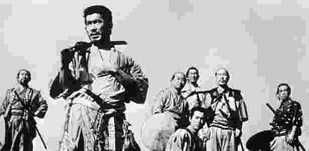 Sete Samurais Kurosawa - Divulgação - Divulgação